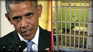 BREAKING: OBAMA JUST CAUGHT IN A GRAVE CRIME AGAINST AMERICA THAT COULD PUT HIM IN PRISON TOMORROW!