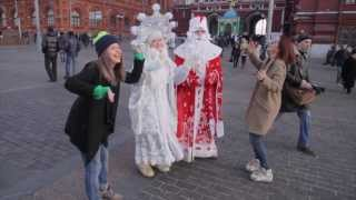 Pharrell Williams - Happy ( WE ARE FROM MOSCOW ) # HAPPYDAY