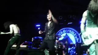 Fair To Midland - Musical Chairs live @ Ace Of Spades 08/05/11 HD