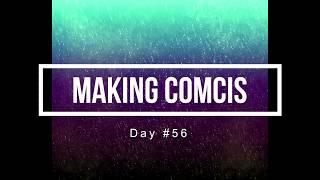 100 Days of Making Comics 56