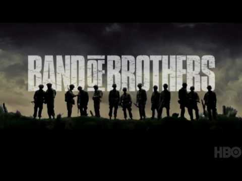 Video trailer för Band of Brothers Official Trailer HD
