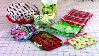 Beginners Sewing Projects - Fast And Easy