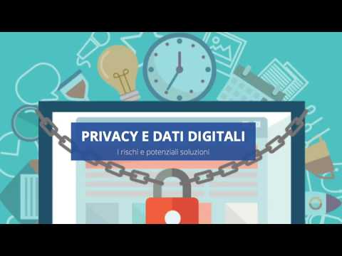 Privacy e Dati Digitali