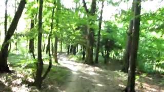 preview picture of video 'Король гор 2011, часть финишного спуска'