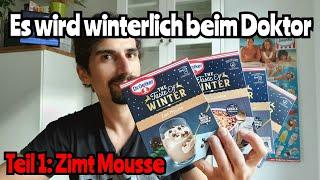 Zimt Mousse von Dr. Oetker Taste of Winter