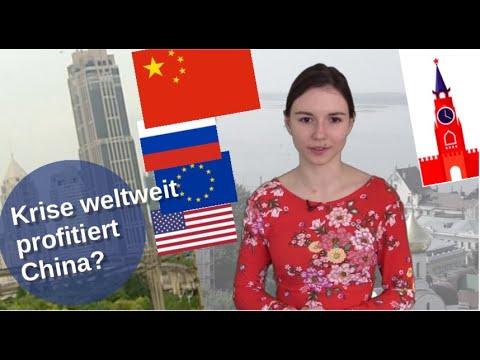 Krise weltweit –  profitiert China? [Video]