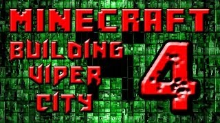 preview picture of video 'Minecraft  Building Viper City Part 4 - It's a Long-en!'
