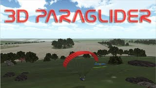 3D Paraglider video
