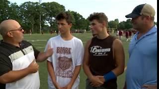 2018 ECC Quarterback preview: Drew Champagne & Marco Tedeschi