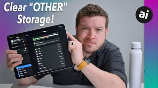 """How To Clear """"Other"""" Storage on iPhone & iPad! End the Frustration!!"""