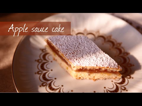 Video Apple sauce cake | Video recipe