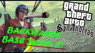 Video Preview GTA SAN ANDREAS BACKWARDS BASE JUMP !!!