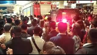 Při oslavách Lag Ba'Omer v Meronu zemřelo v masové tlačenici nejméně 44 lidí lidí