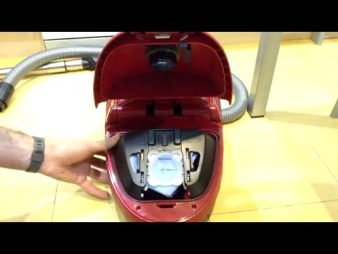 Camo cambiar la bolsa bag sac saco aspiradora Rowenta Compacted Ergo