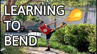 LEARNING TO BEND   AVATAR THE LAST AIRBENDER