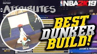 NBA 2K19 Park: Best Pure Slasher Build Exposed - INSANE DUNKS AT The Park   NBA 2K19 Park Gameplay