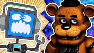 "FREDDY FAZBEAR SONG (Five Nights At Freddy's) ► Fandroid #001 ""He's A Scary Bear"""