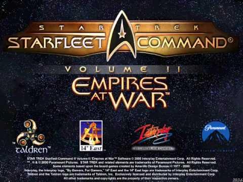 Star Trek Starfleet Command 2 : Empires At War PC
