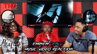 "Eminem ""Fall"" Music Video Reaction"