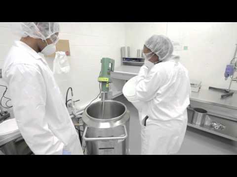 Fabrication de crèmes (Technologie de la production pharmaceutique)