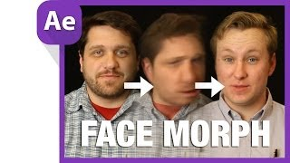 Morph face after effects tutorial