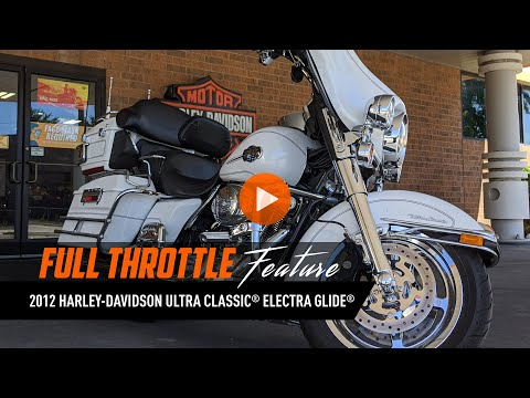 2012 Harley-Davidson Ultra Classic® Electra Glide® in Mentor, Ohio - Video 1