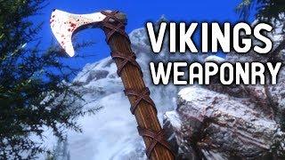 Skyrim Mod Shopwindow: Vikings Weaponry