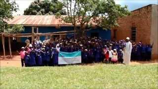 preview picture of video 'Hasene Kurban Kampanyasi 2014 Uganda Okul Ziyareti'