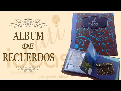 ALBUM  de recuerdos anual