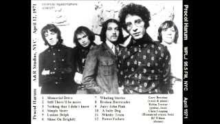 Procol Harum Live April 12,1971 Simple Sister 04
