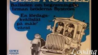 Olle Norell - Balladen om begravningfirman bröderna Byström
