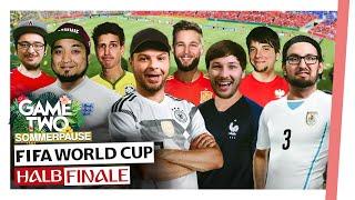 TOOOOOOR!! Die FIFA Fußball-Weltmeisterschaft bei Game Two - Das Halbfinale