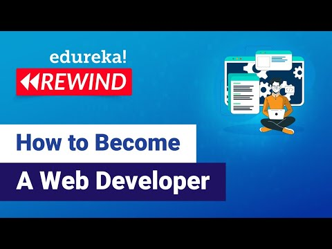 How to become a Web Developer   Web Development Career in ...