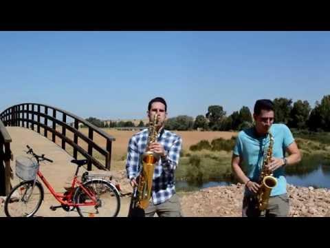 Bicicleta - Sax Cover