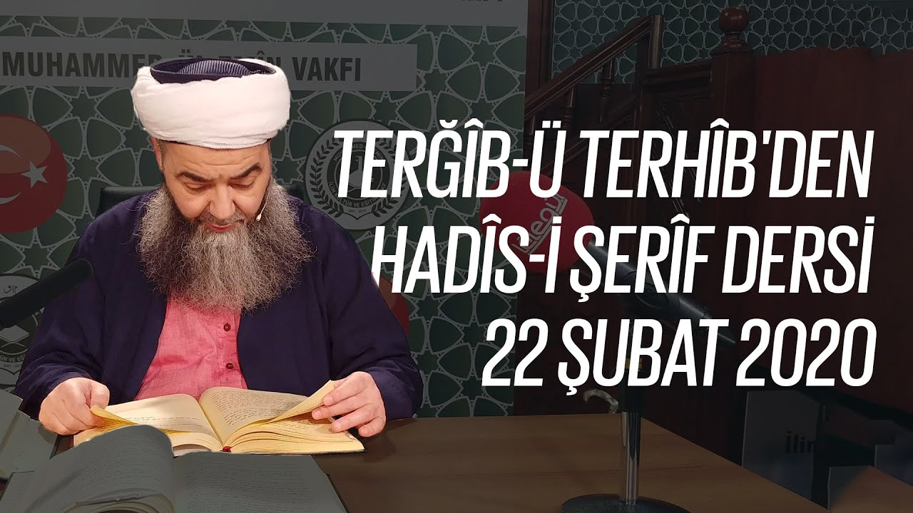Hadîs-i Şerîfler 68. Bölüm