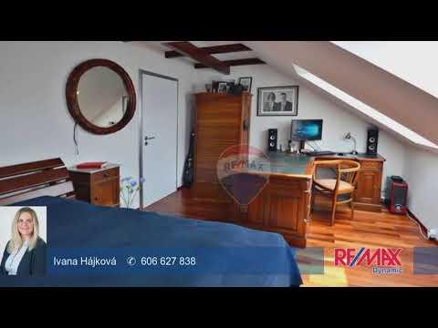 Video Prodej bytu 3+1 v osobním vlastnictví 132 m², České Budějovice