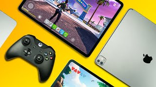 iPad Pro 2020 GAMING Test! | Fortnite, PUBG, COD Mobile, Asphalt 9, Minecraft (With Controller)