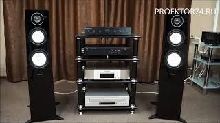 Прослушивание напольной акустики Yamaha NS-F700
