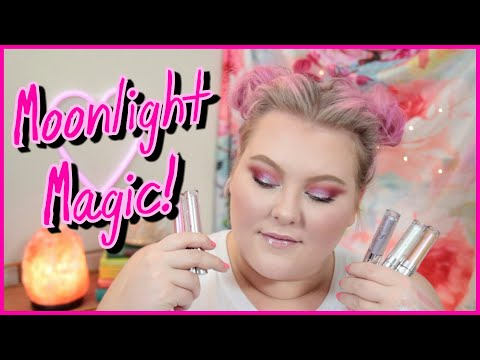 ColourPop Moonlight Magic Collection: First Impressions, Swatches, + Demo! | Lauren Mae Beauty