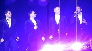 """O Holy Night"" by 98 Degrees at Magic City Casino in Miami, FL on 12/9/17"