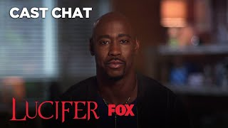 Lucifer | Looking Back at Season 2 - DB Woodside