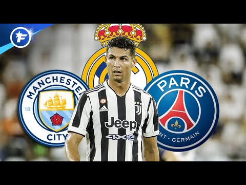 Trois cadors européens s'arrachent Cristiano Ronaldo   Revue de presse