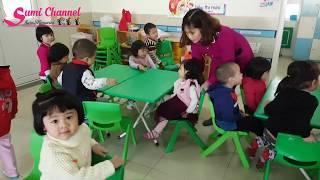 Bé Sumi Tổ Chức Sinh Nhật 3 Tuổi Ở Lớp Mầm Non Bé Cùng Cô Giáo Và Các Bạn Nhỏ