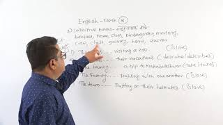 ENGLISH GRAMMAR || PART 3 NOUN  || BALASAHEB SHINDE