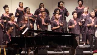2. WSSU Choir - The Lioness Hunt - Lebo M