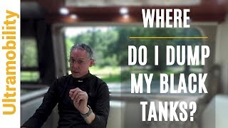 Where Do You Dump Your Black Tank | Are There Free Places to Dump?