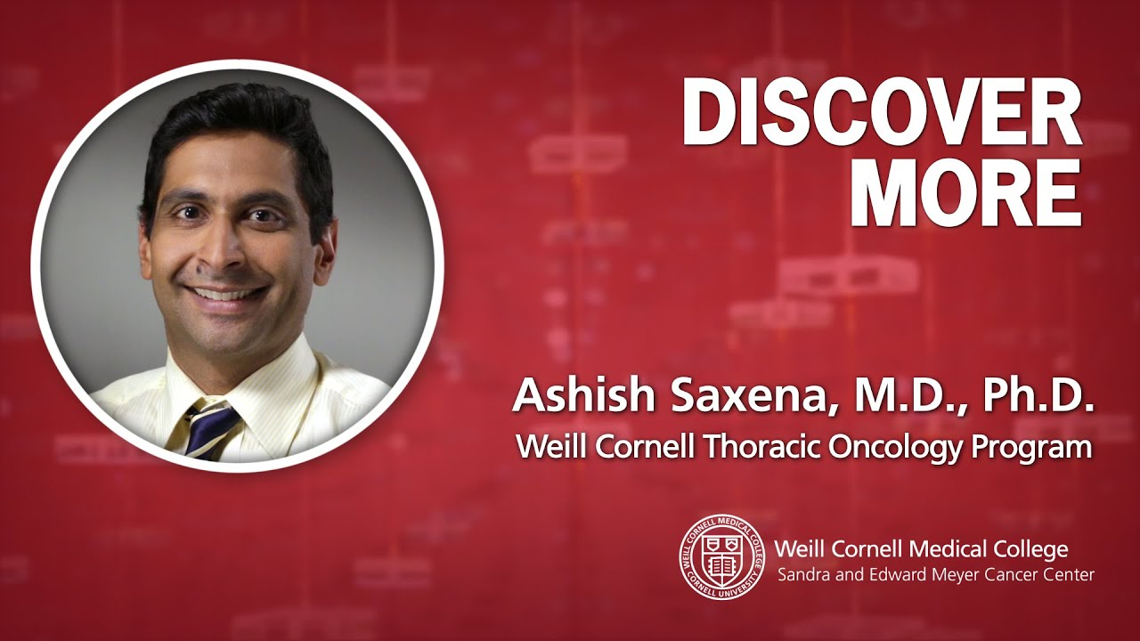 Ashish Saxena, M.D., Ph.D.