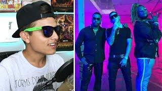 [Reaccion] Kevin Roldan, Zion & Lennox   PPP (Remix) Themaxready