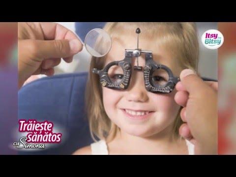Îmbunătățirea vederii în 5 minute