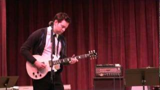I Won't Stand in your Way-Live at my Junior Recital